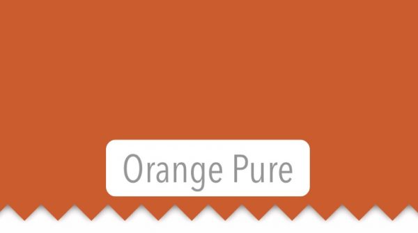 orange pure sheets